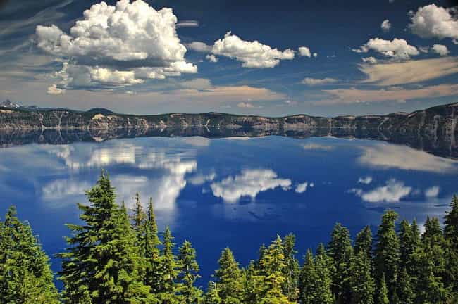 Creepy Stories About Crater Lake