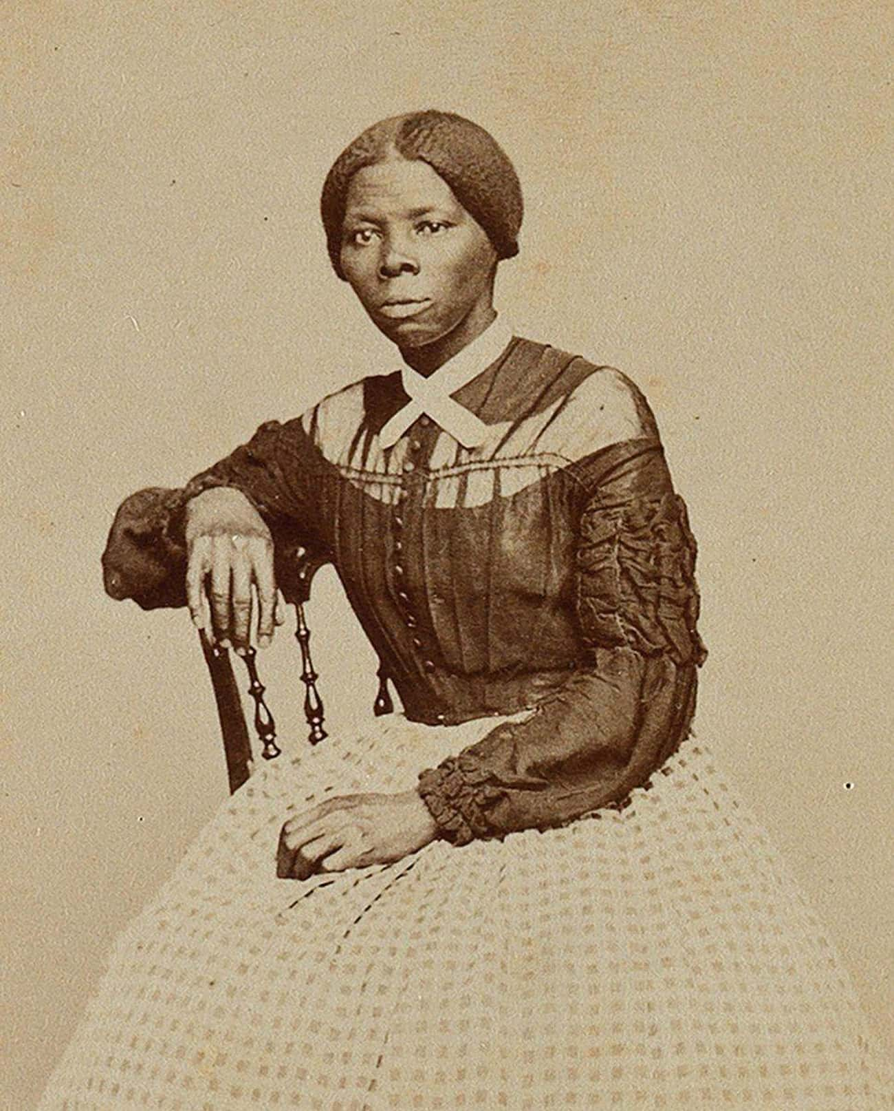 Even As A Child, She Fought Ba is listed (or ranked) 1 on the list 17 Things You Didn't Know About Harriet Tubman