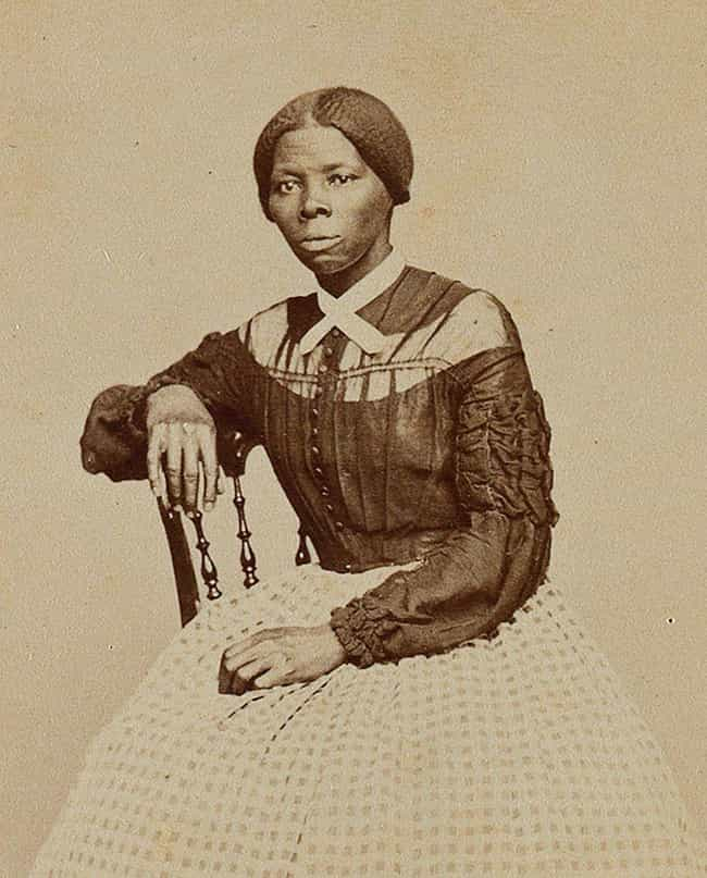 Even As A Child, She Fou... is listed (or ranked) 1 on the list 17 Things You Didn't Know About Harriet Tubman