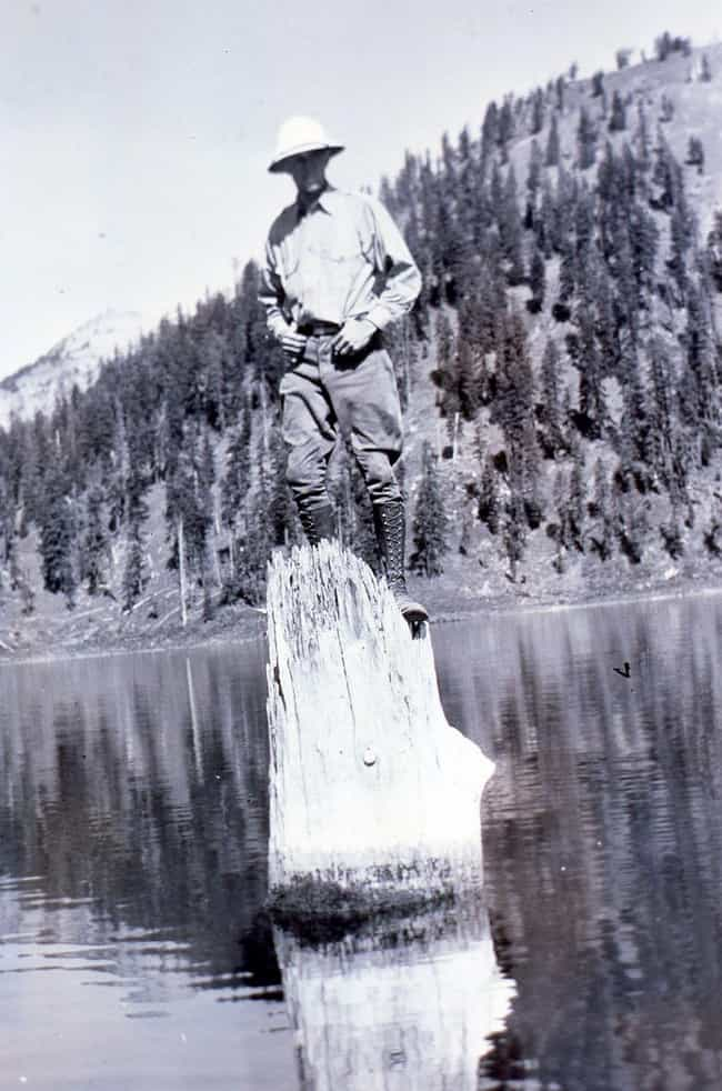 A Log Has Been Floating ... is listed (or ranked) 7 on the list Creepy Stories About Crater Lake