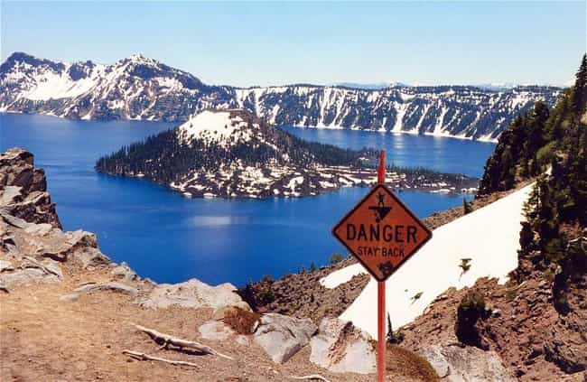 Ghost Campfires Are Know... is listed (or ranked) 8 on the list Creepy Stories About Crater Lake