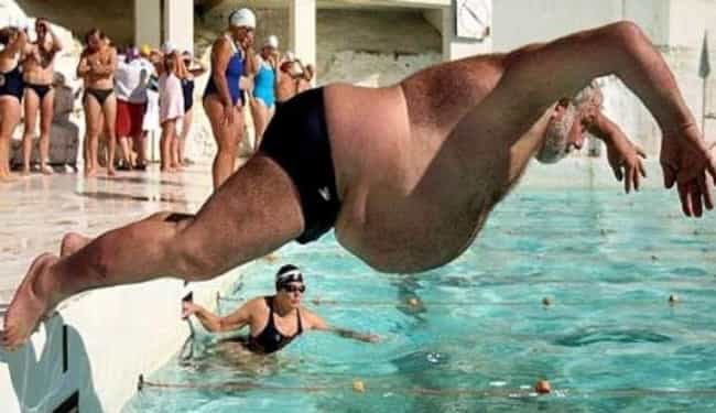 And That Was the Last Time Any... is listed (or ranked) 4 on the list Funny Swimming Pool Photos to Get You Ready for Summer