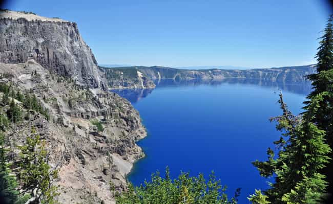The Spontaneous Suicide ... is listed (or ranked) 6 on the list Creepy Stories About Crater Lake