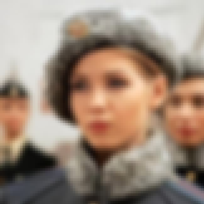 Makes that hat look good is listed (or ranked) 4 on the list The Hottest Pictures of Female Soldiers