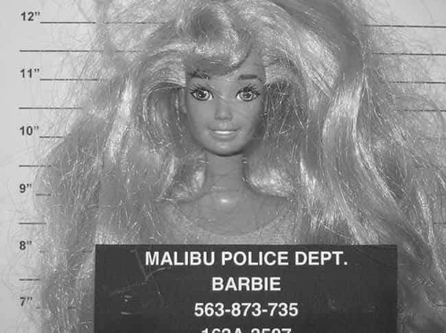 The True Barbie Hollywood Stor... is listed (or ranked) 3 on the list 25 Hilarious Photos of Barbie Gone Wild