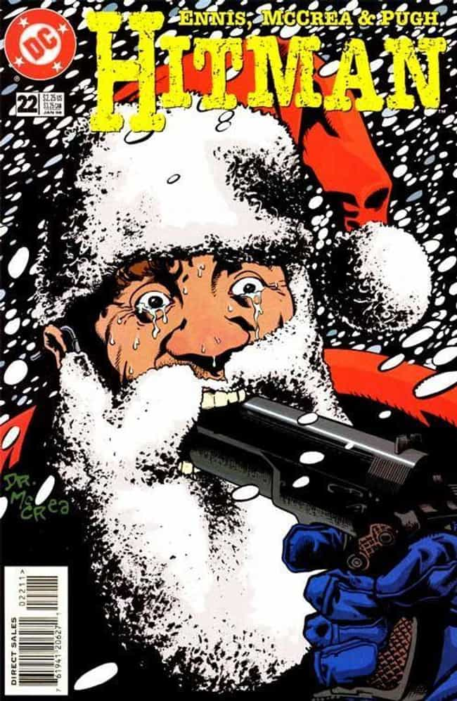 when theres a hit out on santa claus - Books About Santa Claus 2
