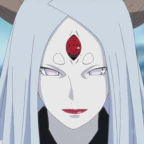 Kaguya Otsutsuki is listed (or ranked) 4 on the list The Top 10+ Naruto Villains of All Time
