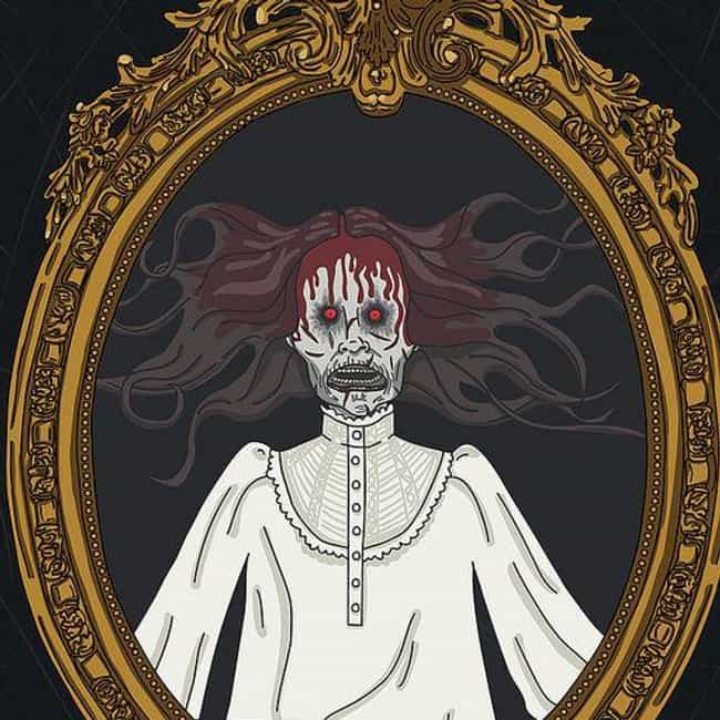 Bloody Mary is listed (or ranked) 1 on the list Urban Legends & Folklore Involving Mirrors