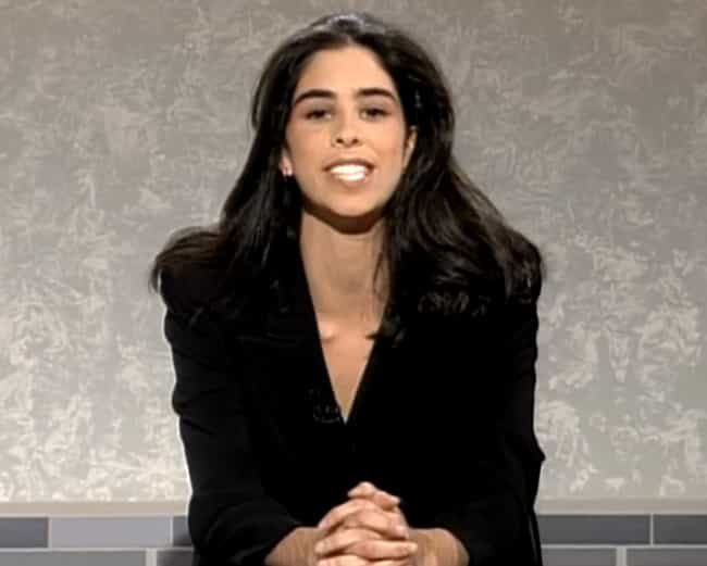 She Was Fired From SNL is listed (or ranked) 4 on the list 19 Interesting Facts You May Not Know About Sarah Silverman