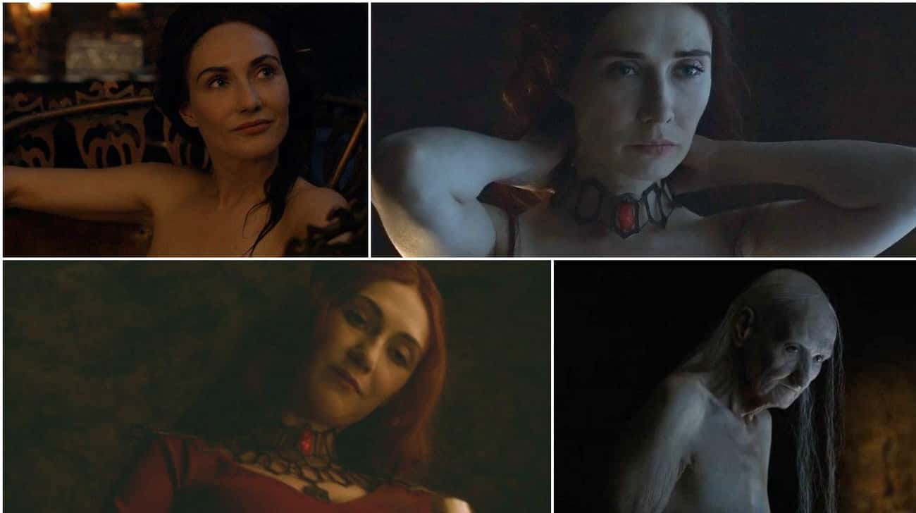 Let's Talk About That Choker is listed (or ranked) 3 on the list Fan Theories About Melisandre