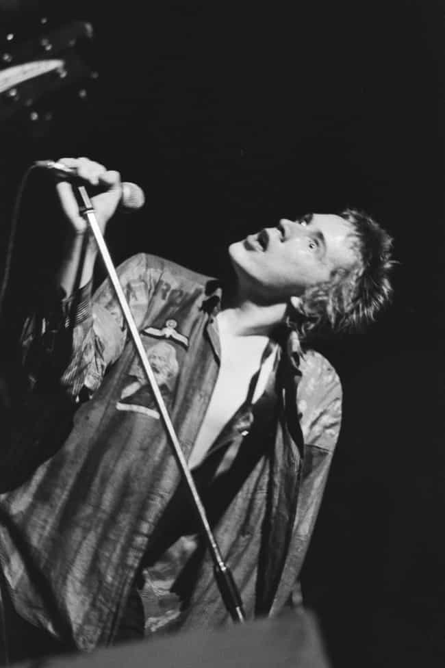 Johnny Rotten Hid Out at CBGB ... is listed (or ranked) 4 on the list Insane Things That Have Happened at CBGB