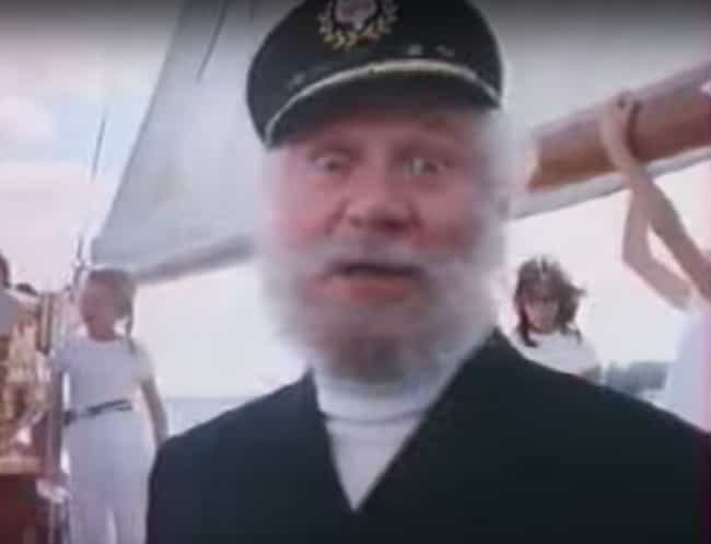 Captain Birdseye is listed (or ranked) 4 on the list Hilarious '90s Frozen Food Mascots You Forgot About Till Now