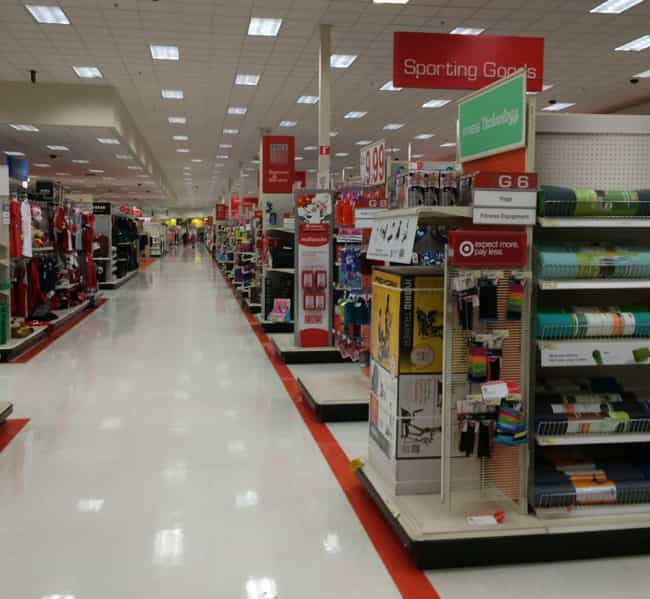 Shop the Edges is listed (or ranked) 3 on the list Terrific Target Hacks to Save You Money