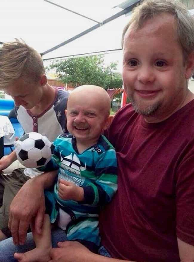 A Little Soccer Fan is listed (or ranked) 2 on the list Funny Face Swaps Gone Horribly Wrong