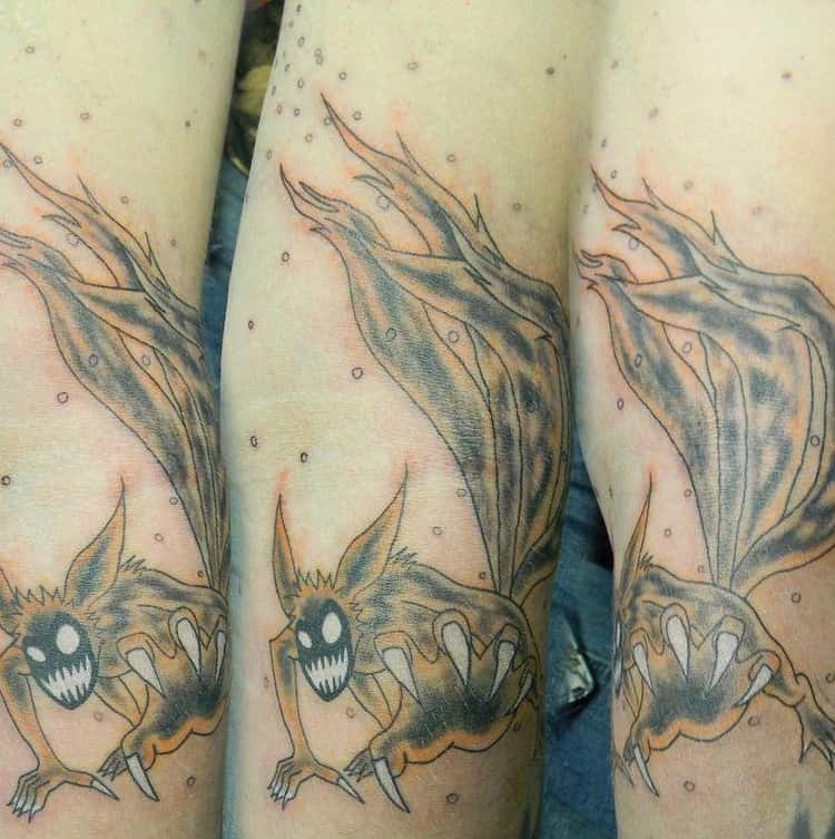 21 Amazing Naruto Tattoos That Will Blow You Away