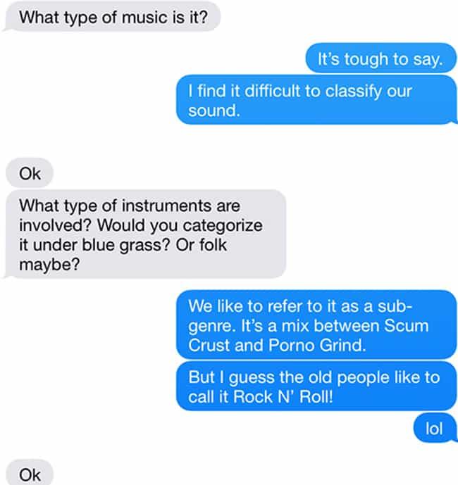 20 Hilarious Text Pranks To Drive Your Friends Crazy - DumbBuzz