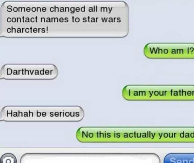 Hilarious Text Pranks To Drive Your Friends Crazy