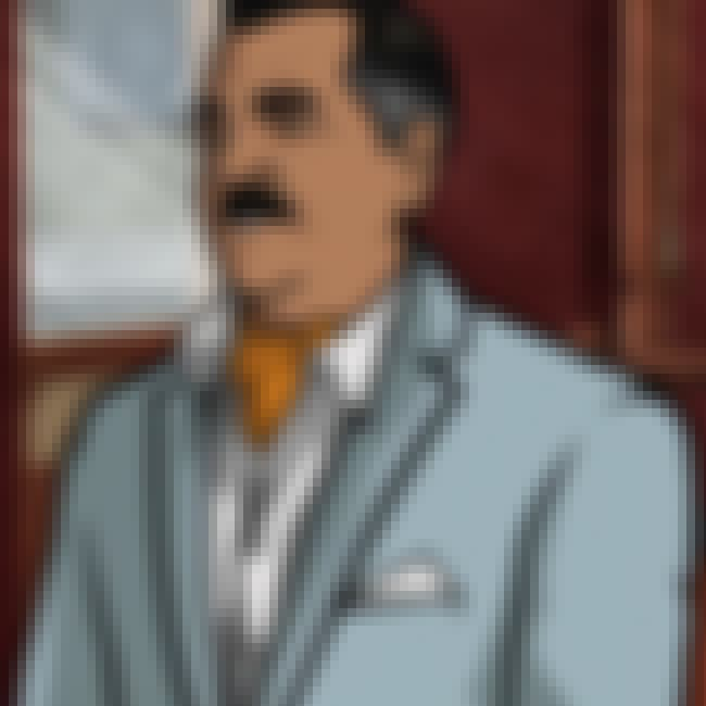 Ramon Limon is listed (or ranked) 6 on the list All the Villains & Nemeses on Archer