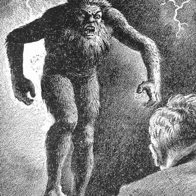 Tennessee: Wild Man is listed (or ranked) 42 on the list Craziest Humanoid Cryptids by State