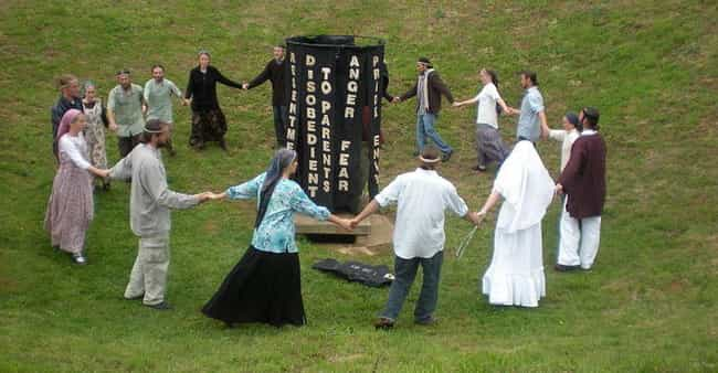 Twelve Tribes is listed (or ranked) 5 on the list Weird And Creepy Cults Still Active Today