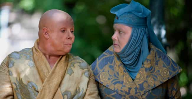 Gossip Girls is listed (or ranked) 3 on the list 18 Game of Thrones Face Swaps You Have to See