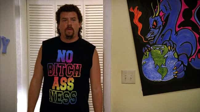 He's Not Actually Like H... is listed (or ranked) 2 on the list 15 Things You Didn't Know About Danny McBride