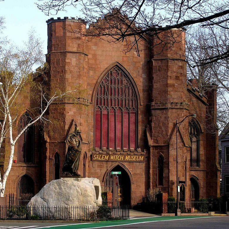 Random Salem Witch Trial Landmarks Recommended by Locals