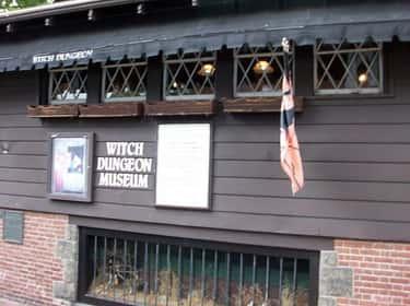 Salem Witch Dungeon
