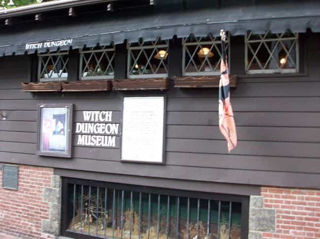 Salem Witch Dungeon is listed (or ranked) 2 on the list 13 Salem Witch Trial Landmarks Recommended by Locals