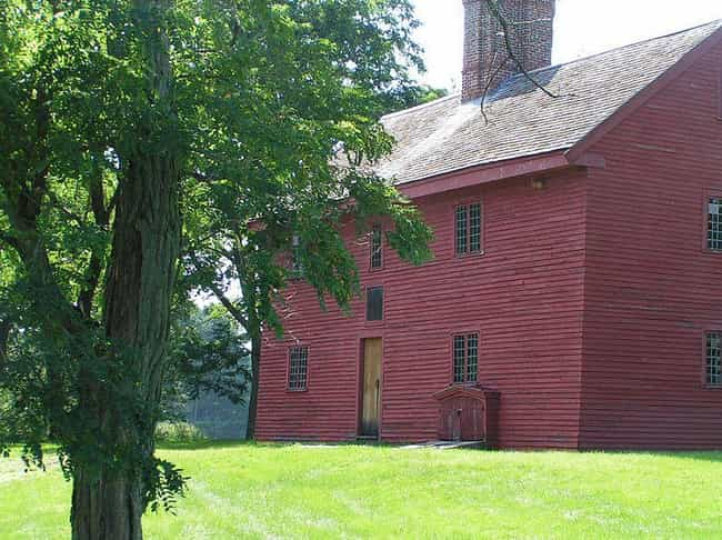 Nurse Homestead is listed (or ranked) 3 on the list 13 Salem Witch Trial Landmarks Recommended by Locals