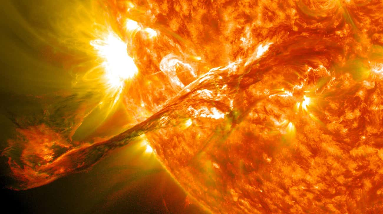 Solar Superstorms Could Cause Blackouts Worldwide