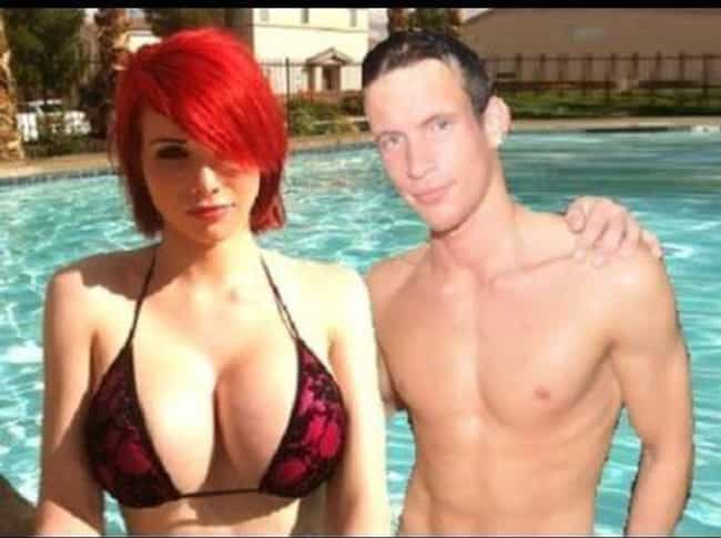 Guys Who Used Photoshop to Score Hot Girlfriends