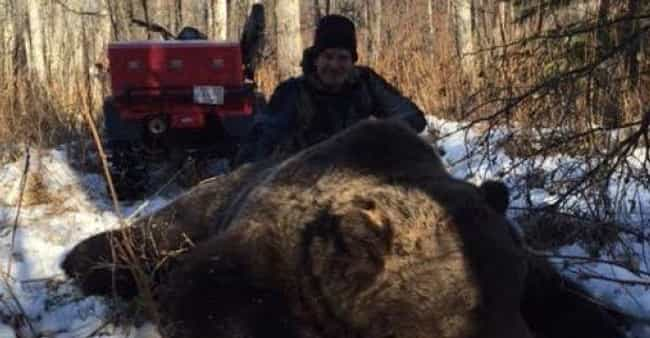 Friday the 13th Bear Attack is listed (or ranked) 4 on the list 18 True Stories of Hunters Who Became the Hunted