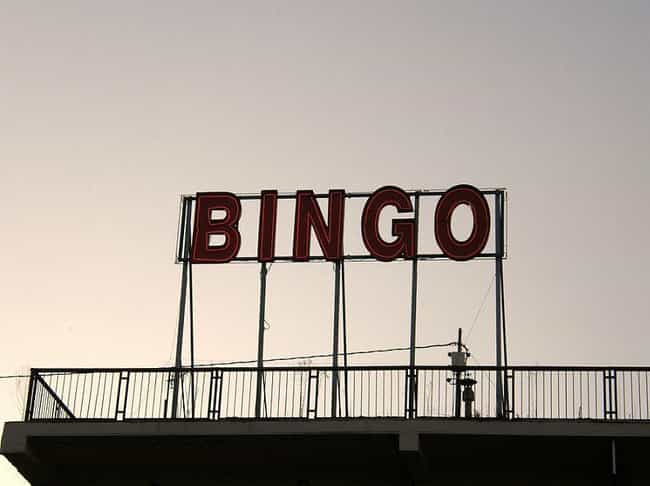 Bingo is listed (or ranked) 1 on the list Secret Words and Phrases All Pilots Use