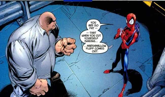 The New Spider-Man Is Ac... is listed (or ranked) 1 on the list 10 Ways Captain America: Civil War Nails Spider-Man