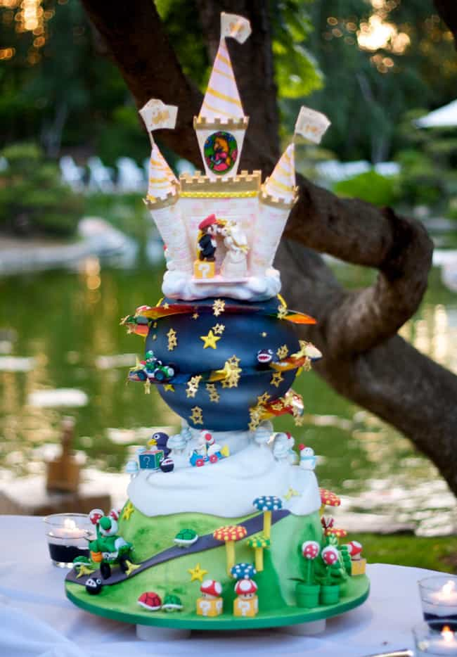 Where's the Water Level? is listed (or ranked) 1 on the list 21 Amazing Video Game Cake Wins That Earned a High Score