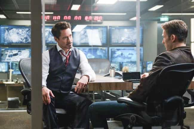 Force vs. Diplomacy is listed (or ranked) 3 on the list The Heaviest Political Issues in Captain America: Civil War