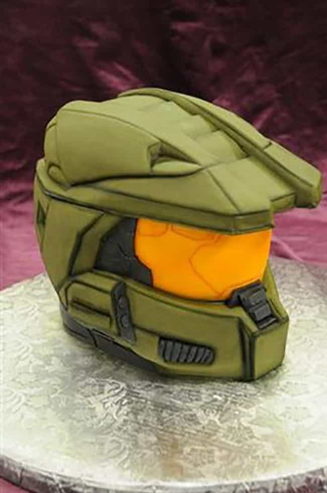 Fondant Chief is listed (or ranked) 3 on the list 21 Amazing Video Game Cake Wins That Earned a High Score
