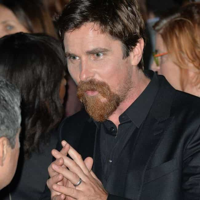 He Sticks with an Accent... is listed (or ranked) 1 on the list 21 Interesting Facts You May Not Know About Christian Bale