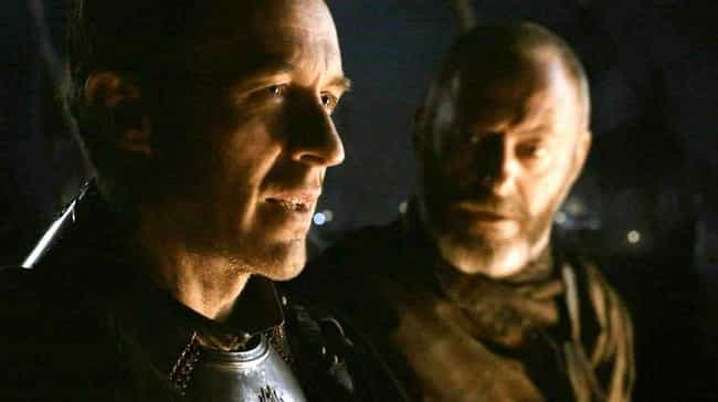Martin Explains Davos's Existe... is listed (or ranked) 2 on the list Things You Didn't Know About Davos Seaworth