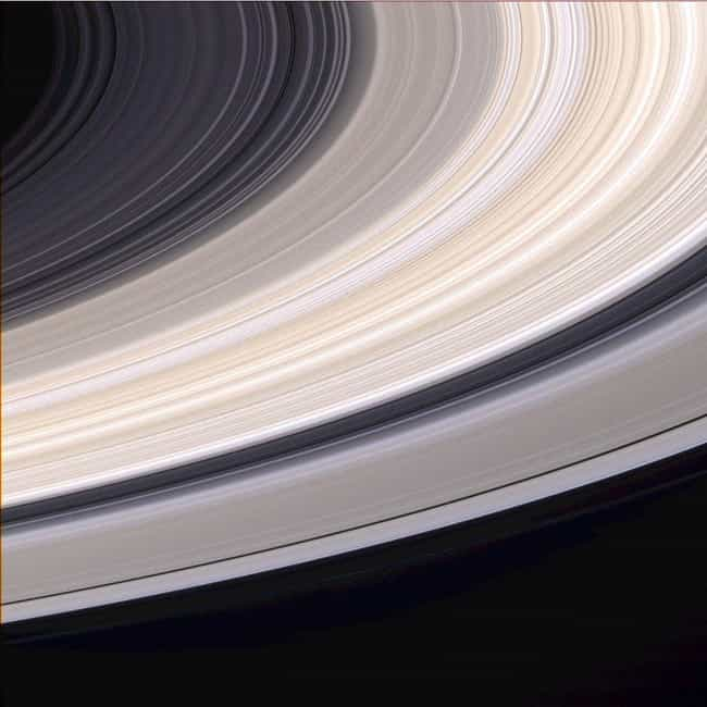 Sail Along Saturn's Rings is listed (or ranked) 1 on the list The Best Vacation Spots In The Solar System