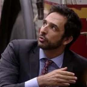 Aram Mojtabai is listed (or ranked) 9 on the list List of The Blacklist Characters