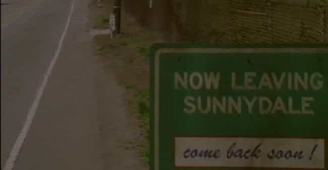 Sunnydale is listed (or ranked) 7 on the list The Best Small Towns in Television History