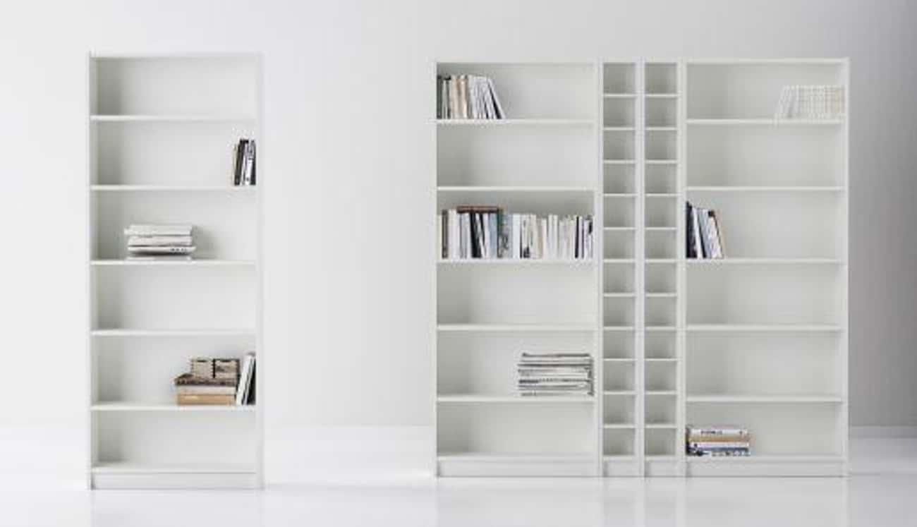 One BILLY Bookcase Is Sold Every 10 Seconds
