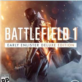 Battlefield 1 is listed (or ranked) 17 on the list The Best PlayStation 4 Action Games
