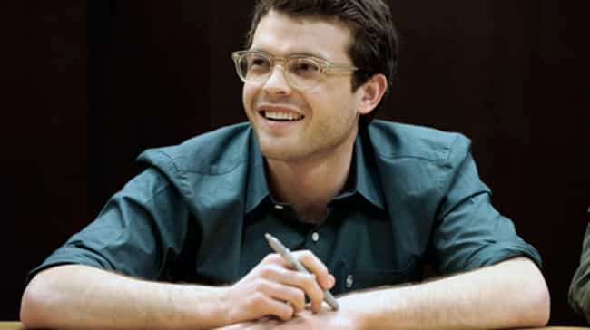 He Was Discovered in a Bat Mit... is listed (or ranked) 1 on the list Everything You Should Know About Young Han Solo: Alden Ehrenreich