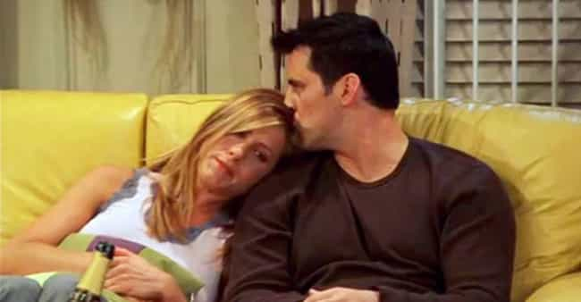Jennifer Aniston was kind of s... is listed (or ranked) 2 on the list Behind the Scenes Drama from the Set of Friends