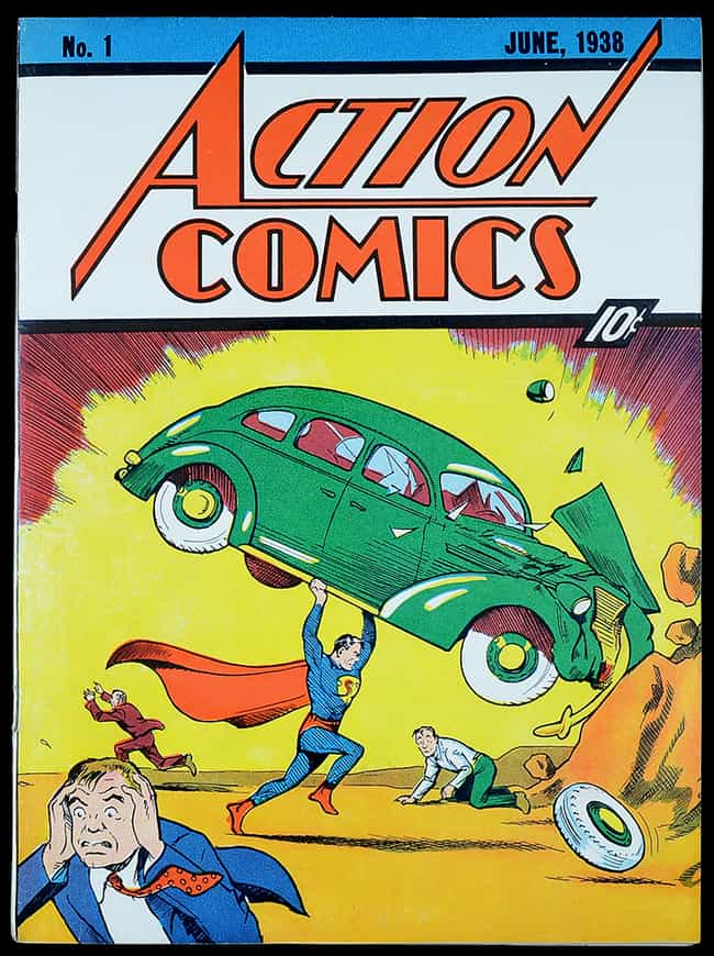 A Comic Book Collection ... is listed (or ranked) 3 on the list The Most Incredible Things Ever Found in Attics