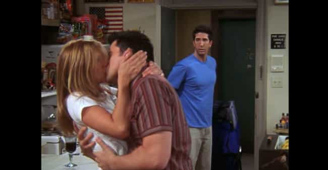 The cast hated the Joey/... is listed (or ranked) 3 on the list Behind the Scenes Drama from the Set of Friends