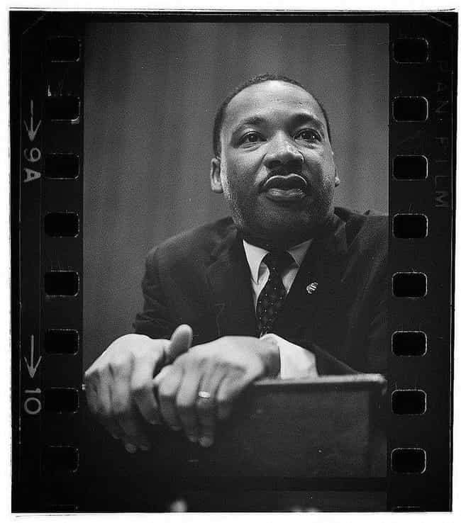 A Lost MLK Interview is listed (or ranked) 4 on the list The Most Incredible Things Ever Found in Attics